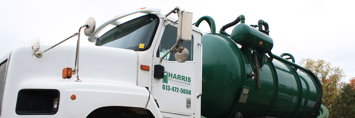 Harris Septic Truck